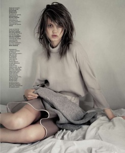 Lindsey Wixson by Paolo Roversi (Torpeur d'Automne - M Le Monde #103 September 2013) 12