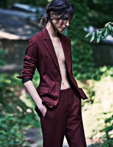 Mijo Mihaljcic And Manuela Frey By Steven Pan For Heroine FallWinter 2014 (3)