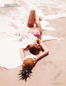 Rianne Ten Haken By Petrovsky & Ramone For Vogue Netherlands JulyAugust 2012 (2)