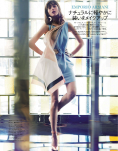 Sibui Nazarenko By Akinori Ito For Elle Japan May 2013 (1)
