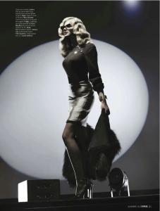Valerie Van Der Graaf By Robert Bellamy For L'officiel Paris November 2013 (1)