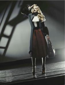 Valerie Van Der Graaf By Robert Bellamy For L'officiel Paris November 2013 (3)