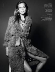 Elisabeth Erm By Jonas Bresnan For French Revue De Modes #26 (4)