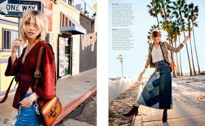 Hana Jirickova By Sonia Sieff For Telegraph Magazine Spring  Summer 2015 (2)