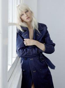 Hannah Holman By Jordan Graham For Elle Australia March 2015 (1)