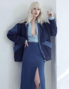 Hannah Holman By Jordan Graham For Elle Australia March 2015 (4)