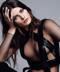 Isabeli Fontana By Alique For Harper's Bazaar Spain April 2015 (13)
