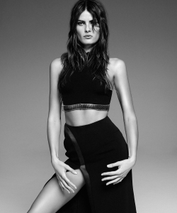 Isabeli Fontana By Alique For Harper's Bazaar Spain April 2015 (6)