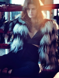 Isabeli Fontana by Nicole Heiniger for L'Officiel Brazil March (5)
