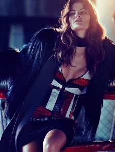 Isabeli Fontana by Nicole Heiniger for L'Officiel Brazil March (7)