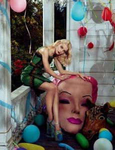 Jessica Stam by Sofia Sanchez & Mauro Mongiello for Numéro China April 2015 (3)