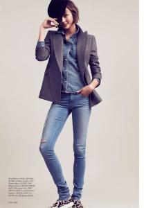 Karlie Kloss By Bruno Staub For Us Elle September 2013 (3)