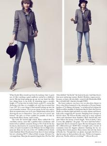 Karlie Kloss By Bruno Staub For Us Elle September 2013 (4)