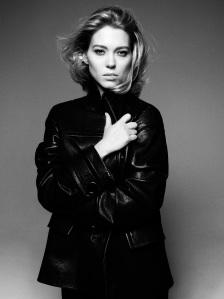 Léa Seydoux by David Sims for Vogue Paris April 2015 (2)