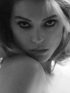 Léa Seydoux by David Sims for Vogue Paris April 2015 (4)