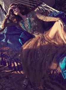 Meghan Collison By Sofia Sanchez & Mauro Mongiello For Harper's Bazaar Germany April 2015 (6)