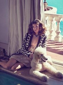 Meghan Collison By Sofia Sanchez & Mauro Mongiello For Harper's Bazaar Germany April 2015 (7)