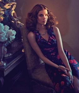 Meghan Collison By Sofia Sanchez & Mauro Mongiello For Harper's Bazaar Germany April 2015 (8)