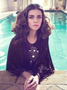 Meghan Collison By Sofia Sanchez & Mauro Mongiello For Harper's Bazaar Germany April 2015 (9)
