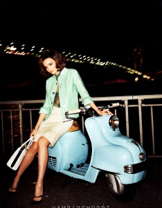 Miranda Kerr by Terry Richardson for Harper's Bazaar US April 2012 (2)