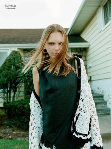 Molly Bair By Marlene Marino For Cr Fashion Book #6 (2)