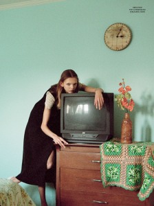 Molly Bair By Marlene Marino For Cr Fashion Book #6 (3)