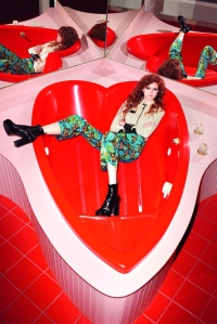 Natalie Westling by Terry Richardson for Vogue Italia March 2015 (1)