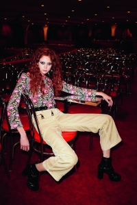 Natalie Westling by Terry Richardson for Vogue Italia March 2015 (4)