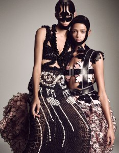 Suvi, Maartje, Liu, Vanessa, Binx, Daria, Sam + More By Luigi & Iango For Vogue Japan April 2015 (10)