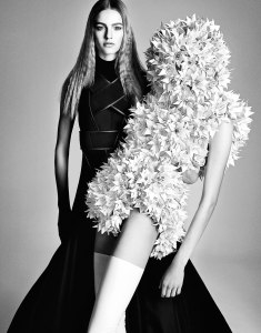 Suvi, Maartje, Liu, Vanessa, Binx, Daria, Sam + More By Luigi & Iango For Vogue Japan April 2015 (3)