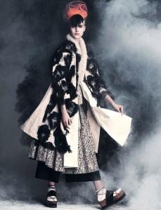 Vanessa Moody By Luigi + Iango For Vogue Germany April 2015 (2)