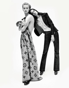 Amanda Wellsh and RJ King by Sebastian Faena for Porter Magazine #8 Summer 2015 (4)