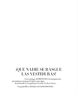 Anna De Rijk By Bela Adler And Salvador Fresneda For Harper's Bazaar Spain May 2014 (2)