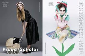 Antonina, Mia, Chiharu, Anna, Nastya, Barbara, Aya, Lida, Stella Lucia, Lindsey & More For Cr Fashion Book #6 (13)