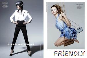 Antonina, Mia, Chiharu, Anna, Nastya, Barbara, Aya, Lida, Stella Lucia, Lindsey & More For Cr Fashion Book #6 (17)