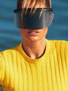 Doutzen Kroes By Gilles Bensimon For Vogue Paris May 2015 (2)