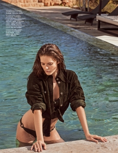 Emily Didonato And Jarrod Scott By Mariano Vivanco For Vogue Russia May 2015 (4)
