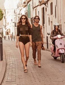 Emily Didonato And Jarrod Scott By Mariano Vivanco For Vogue Russia May 2015 (5)