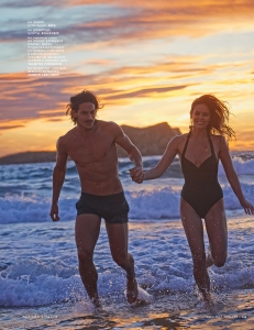 Emily Didonato And Jarrod Scott By Mariano Vivanco For Vogue Russia May 2015 (9)
