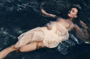 Frida Gustavsson by Benjamin Vnuk for Glamour France May 2015 (21)