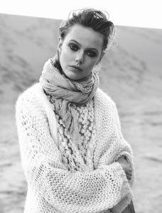 Frida Gustavsson by Benjamin Vnuk for Glamour France May 2015 (23)