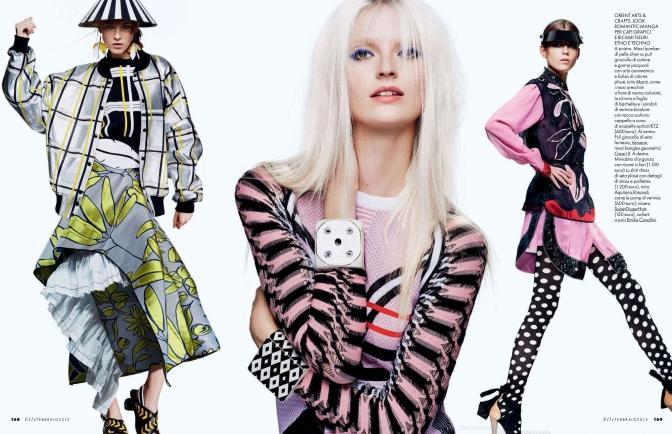 """Trend 1: Fashion"