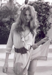 Magdalena Frackowiak by Claudia Knoepfel & Stefan Indlekofer Vogue Germany 2007  (1)