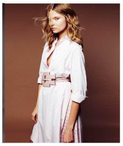 Magdalena Frackowiak by Gianluca Fontana for Harper's Bazaar Poland April 2014 (3)