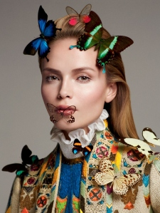 Natasha Poly by Txema Yeste for Vogue Russia April 2015 (11)