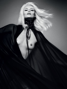 Natasha Poly by Txema Yeste for Vogue Russia April 2015 (9)