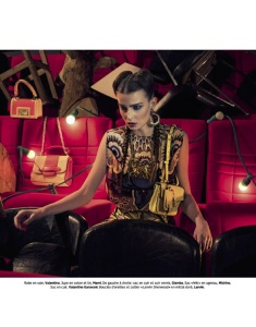 Petra Hegedus By Honer Akrawi For Grazia France 20th March 2015 (1)
