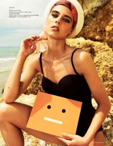 Tamara Weijenberg By Nico For Vogue Netherlands August 2013 (4)