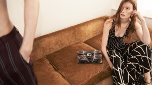 Alexandra Elizabeth Ljadov, Julia Hafstrom and Sabina Lobova by Glen Luchford for Gucci Pre-Fall 2015 Campaign (1)