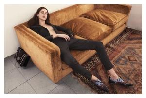 Alexandra Elizabeth Ljadov, Julia Hafstrom and Sabina Lobova by Glen Luchford for Gucci Pre-Fall 2015 Campaign (2)